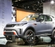 land rover discovery SCX V8