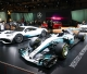 mercedes-AMG project one in Petronas F1 W08 EQ power