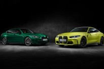 BMW M3, M4 in M440i xDrive