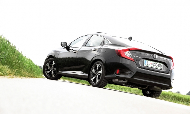 Honda civic grand